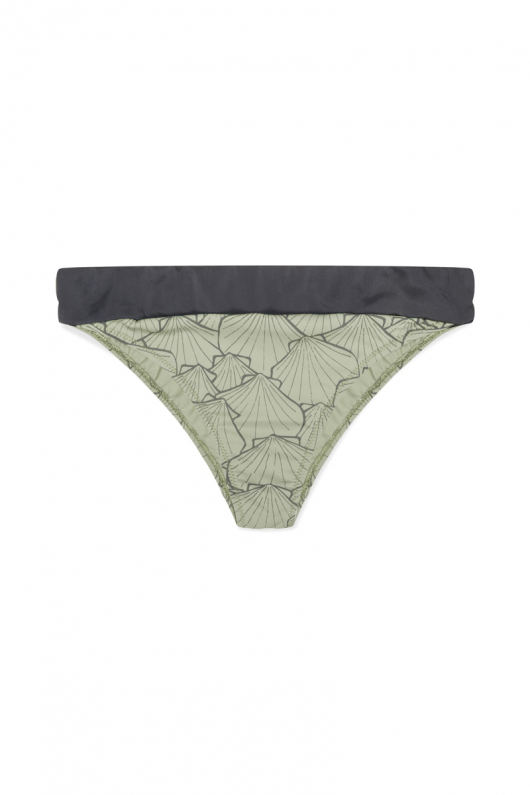 Eco Bikini Pants - Olive/Black i gruppen OUTLET hos THRIVE (61191688fapant)